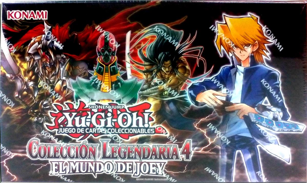 Promo Pack - Colección Legendaria 4 - El Mundo de Joey