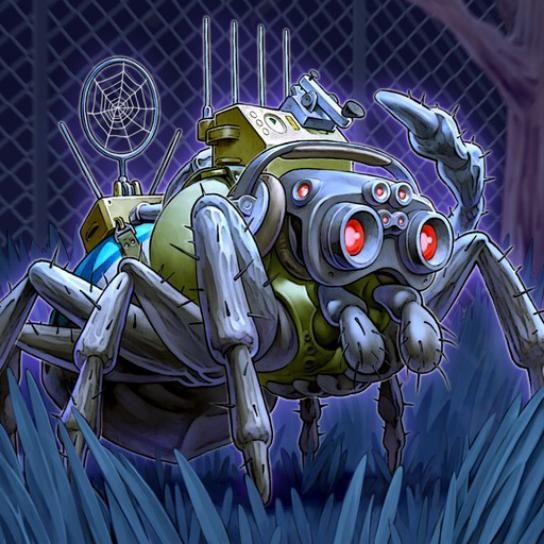 Araña Informante