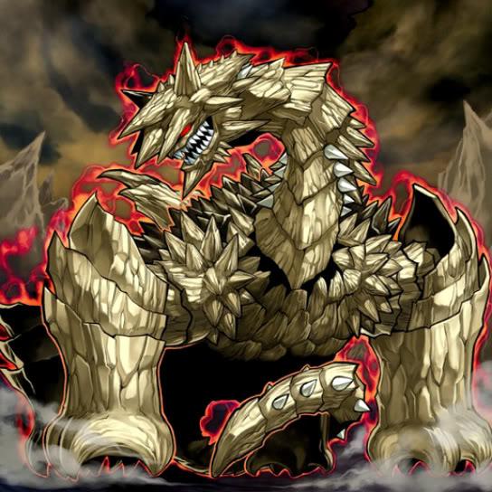Dragón Megaroca