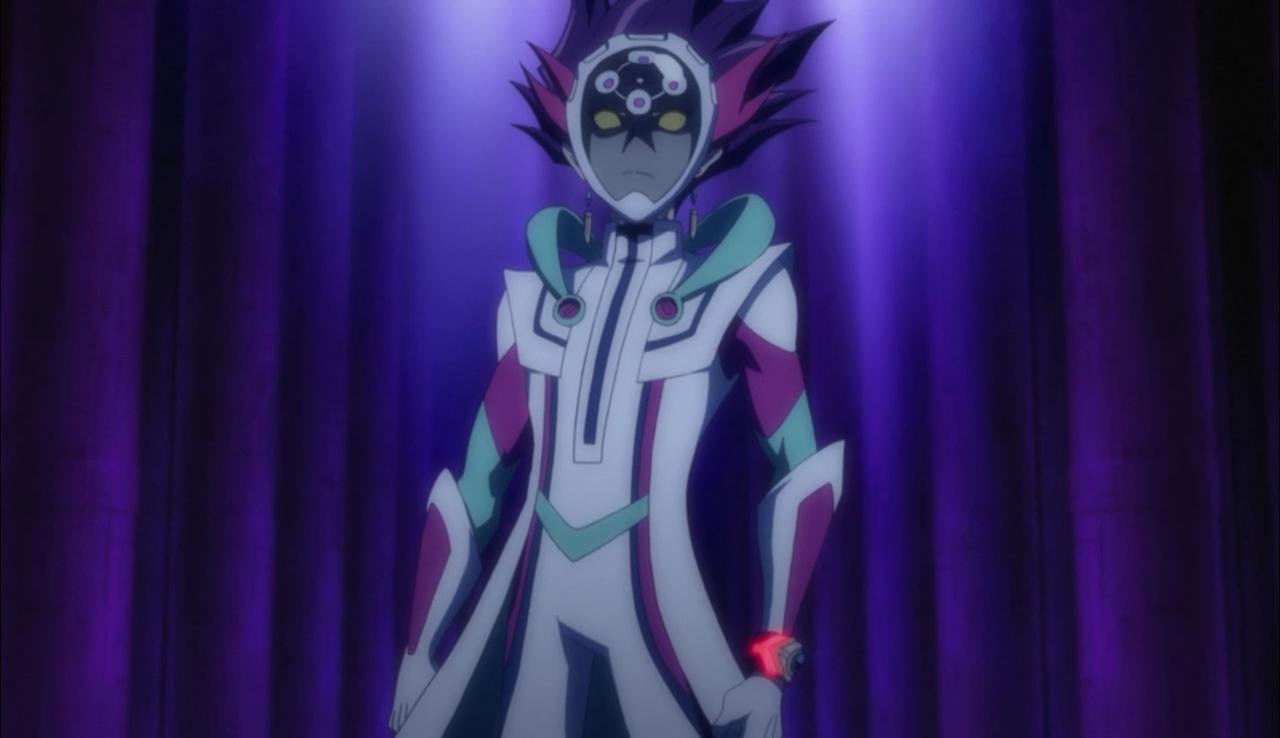 Yu-Gi-Oh! VRAINS - Episodio 038
