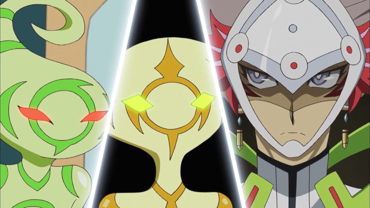 Yu-Gi-Oh! VRAINS - Episodio 069