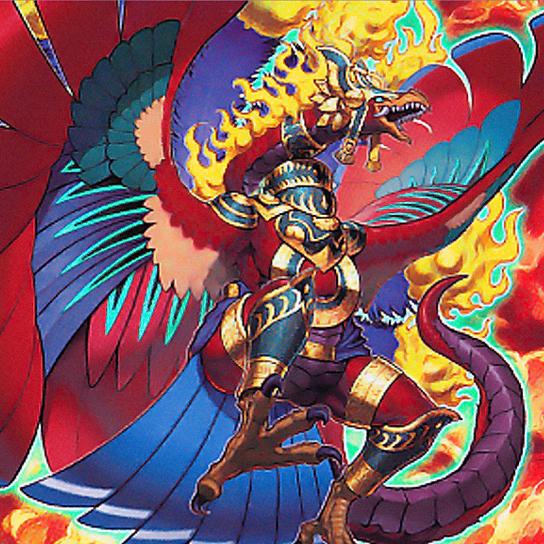 Avatar del Alto Rey de Fuego Garunix