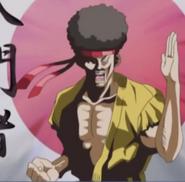 Karateka (Invocación-ARC-V)
