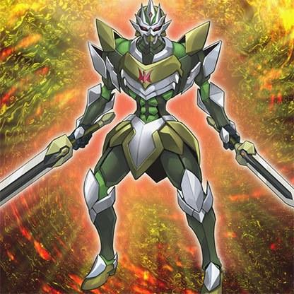 Contendiente Heroico - Espada Extra
