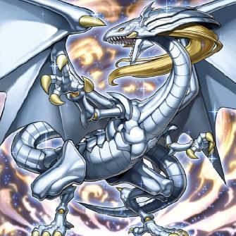 Dragón Legendario de Blanco
