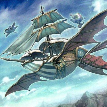 Fandora, la Mascotafortaleza Voladora