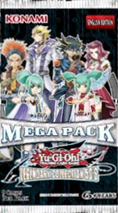 Promo Pack - Colección Legendaria 5D's Mega Pack