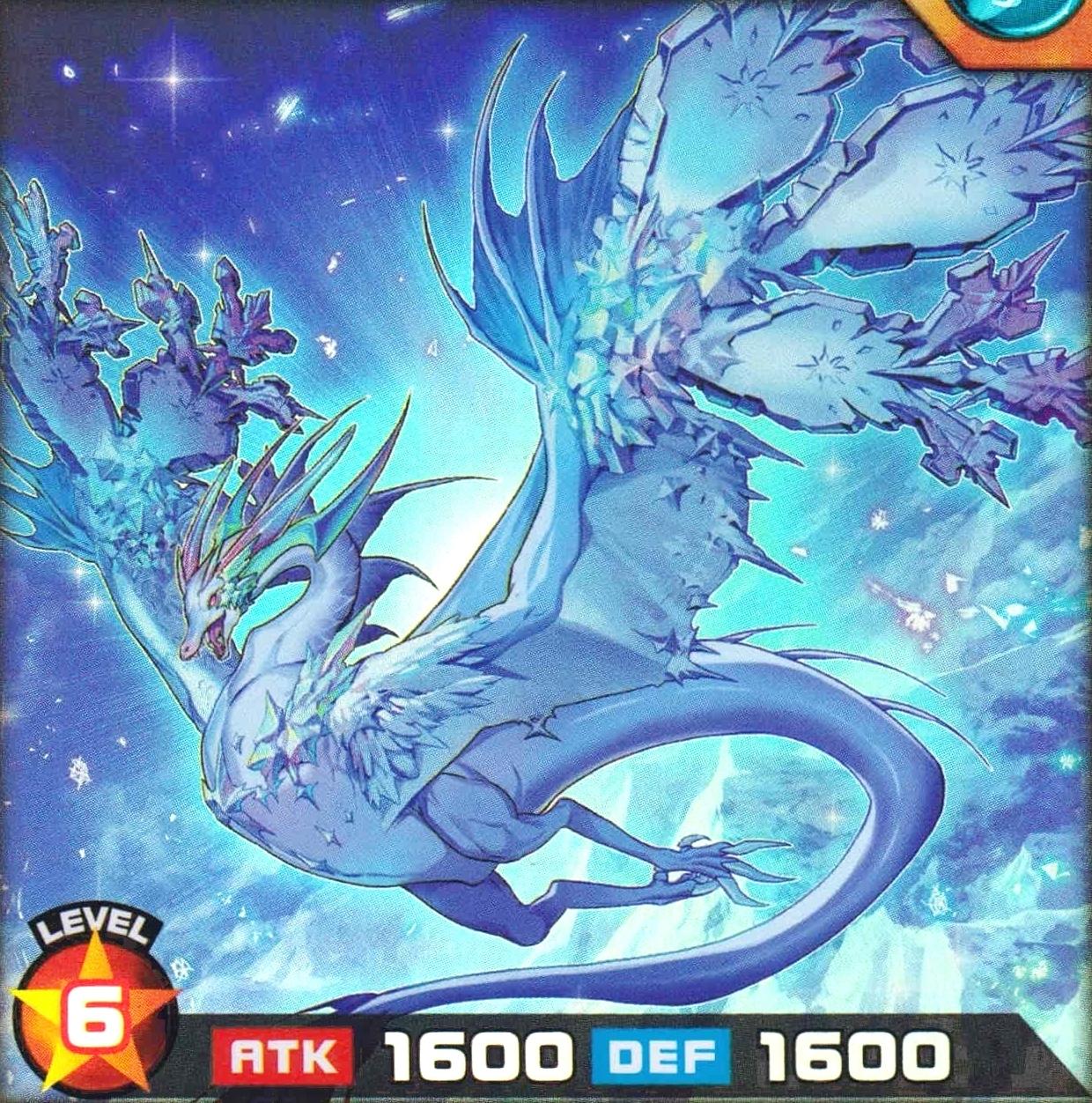 Dragón del Hielo Transparente