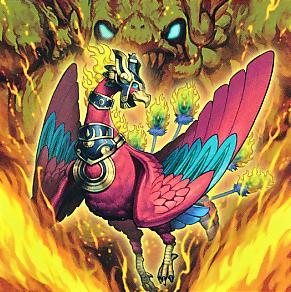 Avatar del Rey de Fuego