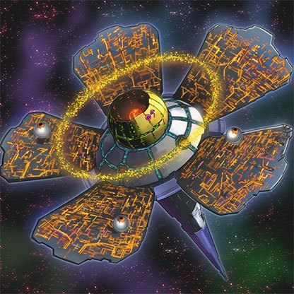 Número 9 Esfera de Dyson
