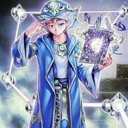 El Mago del Libro de Magia de la Profecía