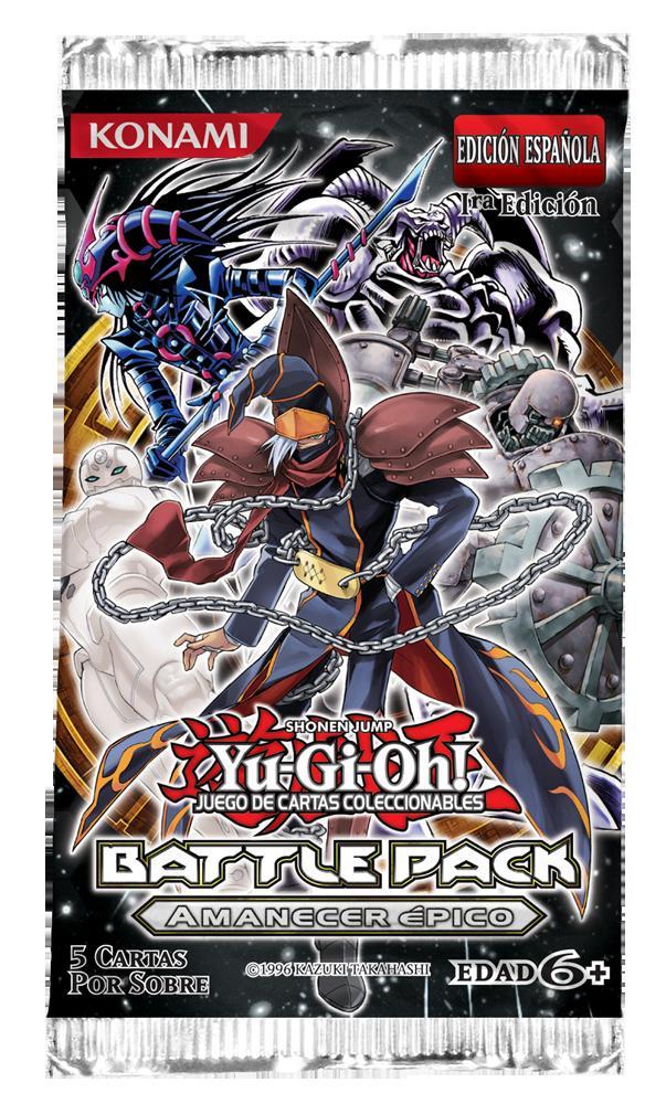 Battle Pack Amanecer Épico