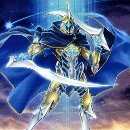 Mekk-Caballero Cielo Azul