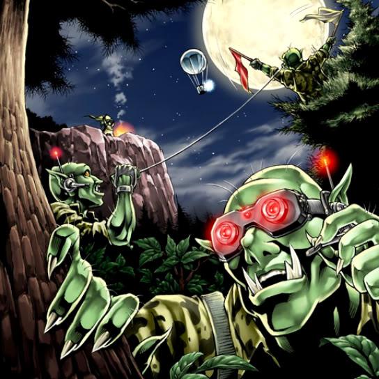 Escuadrón de Reconocimiento Goblin