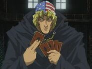 Keith como Cazador Raro