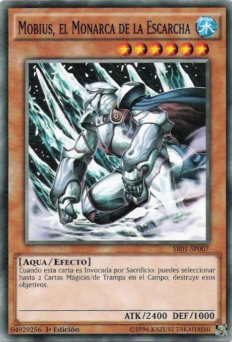 Mobius, el Monarca de la Escarcha