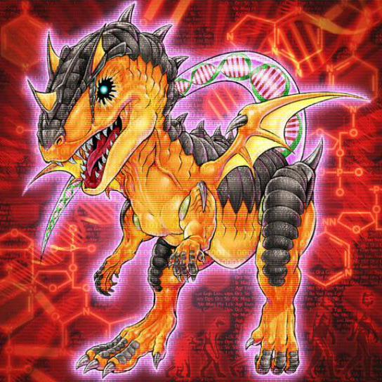 Cerato Evolusaurio
