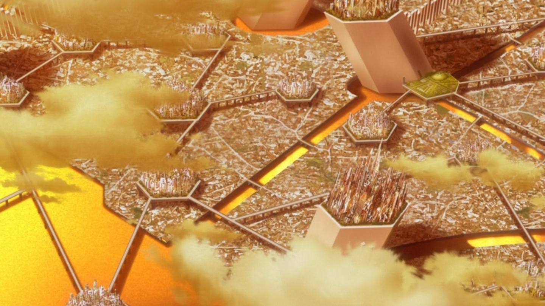 Ciudad (Dimensión de Sincronía)