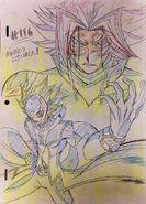 Soulburner y Varis por Hiroki