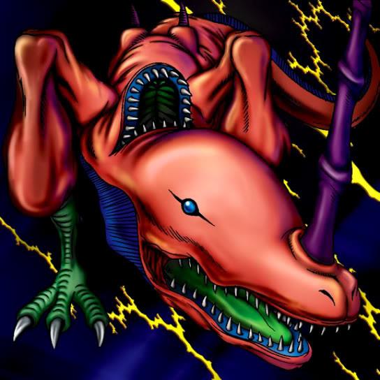 Dragón de Trueno de Cabezas Gemelas