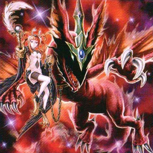 Dragón Fantasmal Mascota de la Arpía