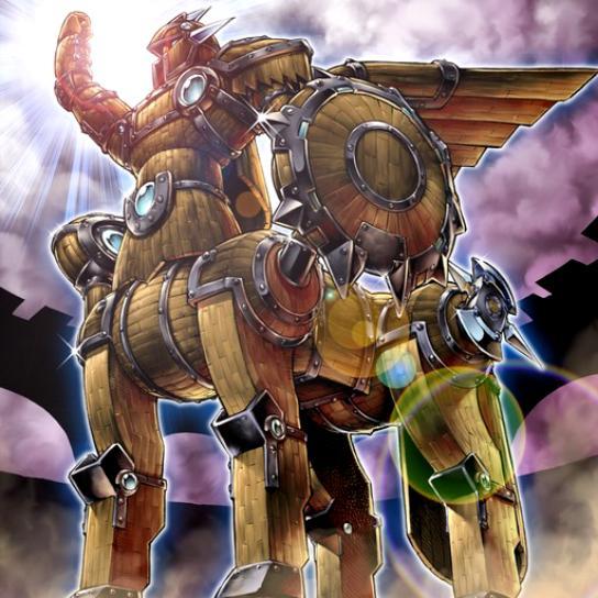 Caballo de Troya de Bestias Gladiador