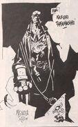 Hellboy ygo mike mignola