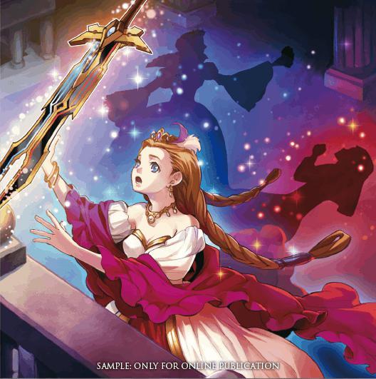 Gwenhwyfar, Reina de las Armas Nobles