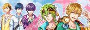 Banner - Rain Land's Love -