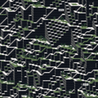 Viridescent temple map