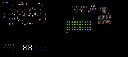 Kuraud debugroom map