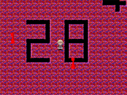 Despair's prison