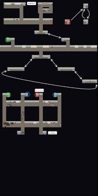 Garage map