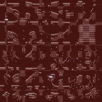 Maroon gravehouse map