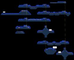 Ocean storehouse map