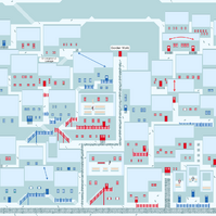Snowyapartments map