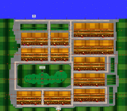 GoldenChinatown map