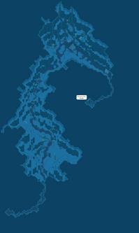 Lost creek map