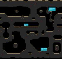 Grafitti Sector map