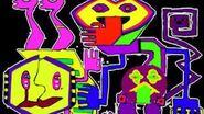 Yume 2kki - Highway TV Room - Channel 1