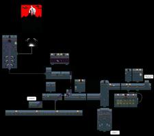 Monkey mansion map