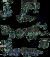 Verdant Promenade Map