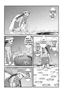 Manga snow world igloo