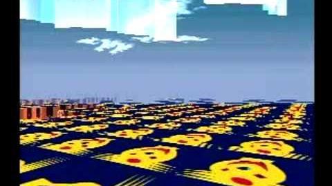 LSD(game) - Yumenikki(Graffiti World)