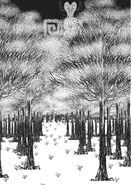Manga forest world