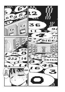 Manga number world