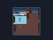 Tristan's room