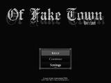Of Fake Town