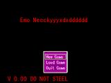 Emo Neccky