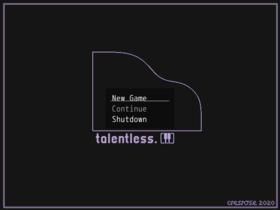 TalentlessTitleScreen.png